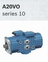 Hydraulic Supplier in Scotland, open circuit axial piston variable A20VO Series 10