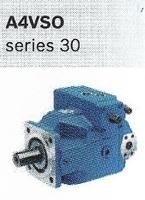 Hydraulic Supplier in Scotland, open circuit axial piston variable A4VSO Series 30