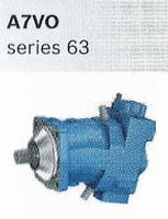 Hydraulic Supplier in Scotland, open circuit axial piston variable A7VO Series 63