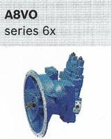 Hydraulic Supplier in Scotland, open circuit axial piston variable A8VO series 6x