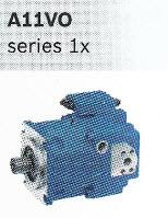 Hydraulic Supplier in Scotland, open circuit axial piston variable A11VO series 1x