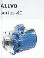 Hydraulic Supplier in Scotland, open circuit axial piston variable A11VO Series 40