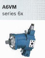 Hydraulic Supplier in Scotland, axial piston motors variable A6VM series 6x