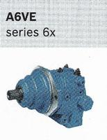Hydraulic Supplier in Scotland, axial piston motors variable A6VE series 6x