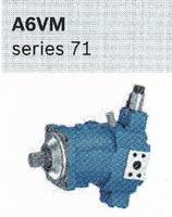 Hydraulic Supplier in Scotland, axial piston motors variable A6VM series 71