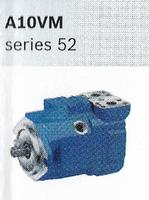 Hydraulic Supplier in Scotland, axial piston motors variable A10VM series 52