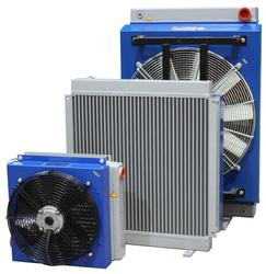 Hydraulic Supplier in Scotland, air blast and water/oil coolers