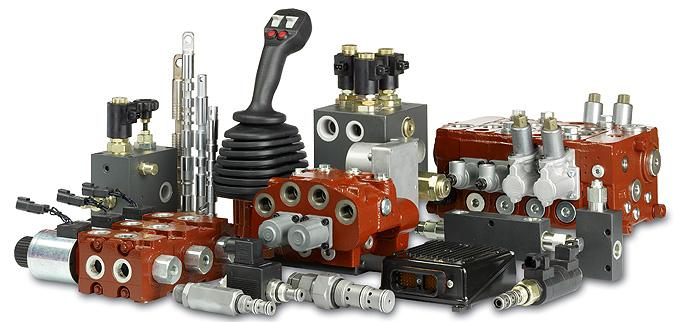 Hydraulic Supplier in Scotland, hydraulic valves and controls available from Alba hydraulics
